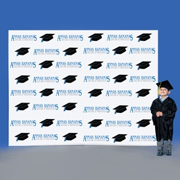Custom Step and Repeat Wall