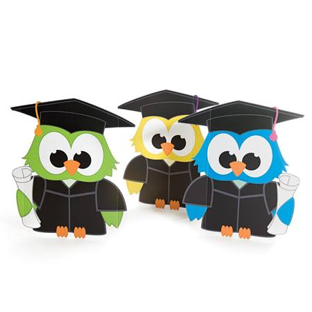 Graduation Owls Kit
