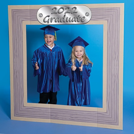 2017 Graduate Frame Photo Prop Kit