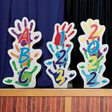 Handprints Stage Prop Kit