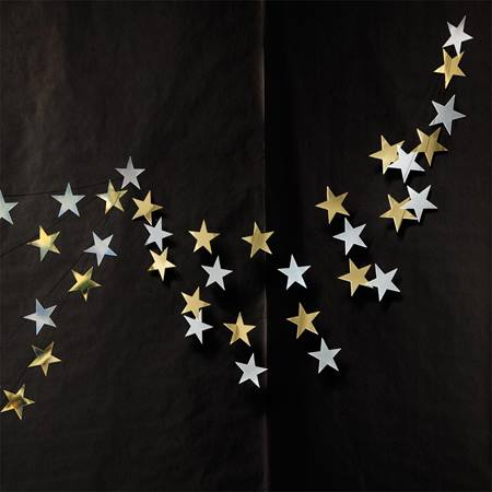 Photo Station Kit - Silver and Gold Stars