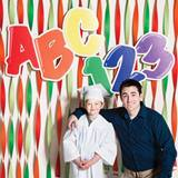 Photo Station Kit - ABC and 123