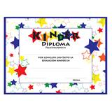 Kinder Color Craze Diplomas, 30/pkg (SPANISH)