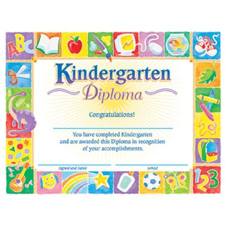 Kindergarten diploma abc anderson39s for Kinder diploma template