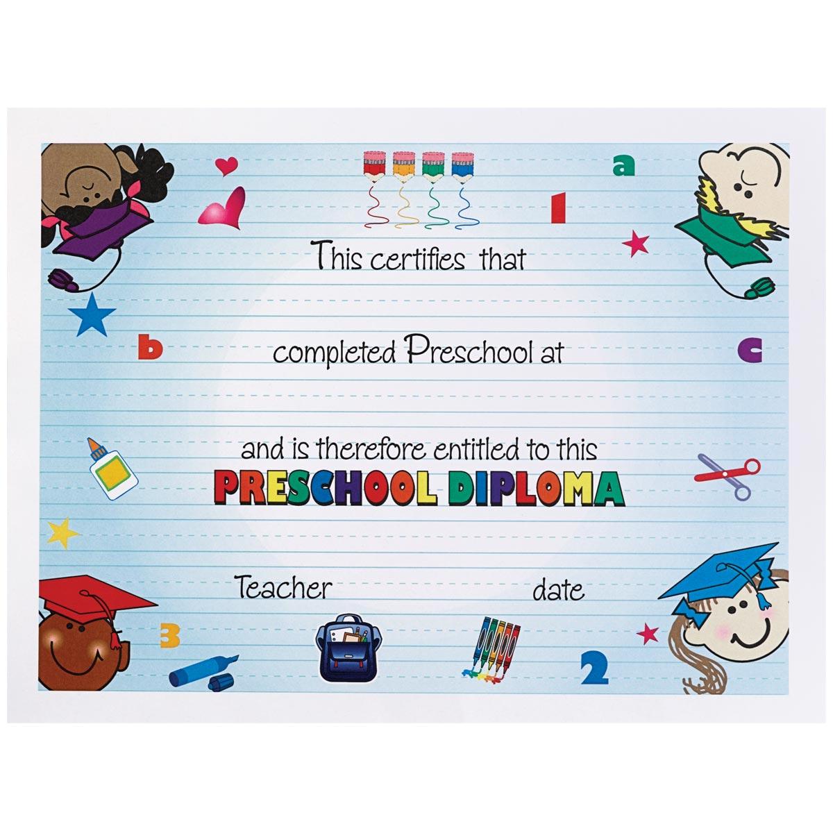 Preschool - Kids Graduation   Anderson's