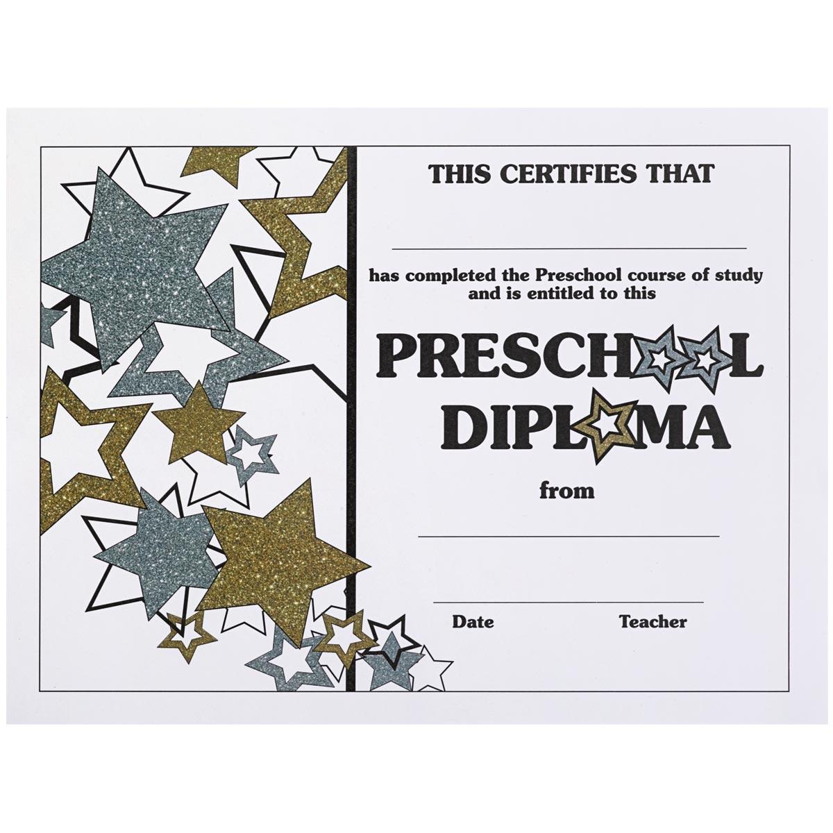 prek diploma
