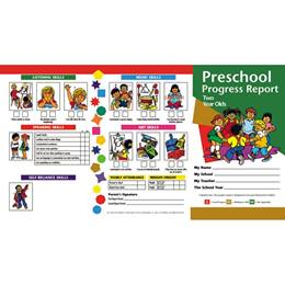 Preschool Progress Report – 2 Years