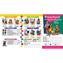 Preschool Progress Report – 3 Years