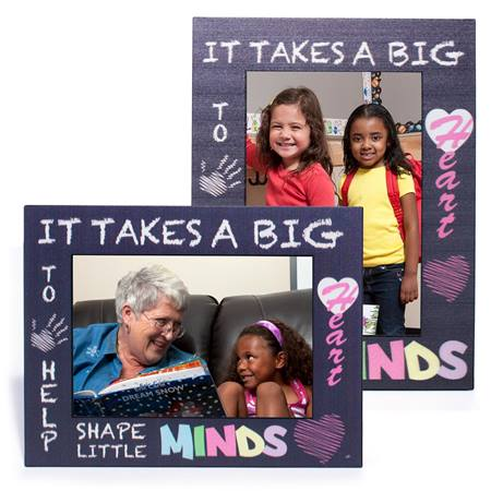 Photo Frame - It Takes a Big Heart
