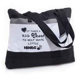 It Takes A Big Heart... Tote Bag