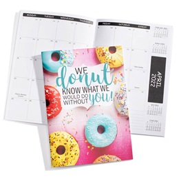 Academic Planner - We Donut Know What We Would Do Without You