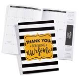 Academic Planner - Thank You for Being Awesome
