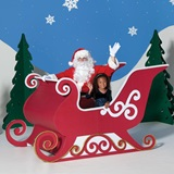 Large Sleigh Photo Op Kit