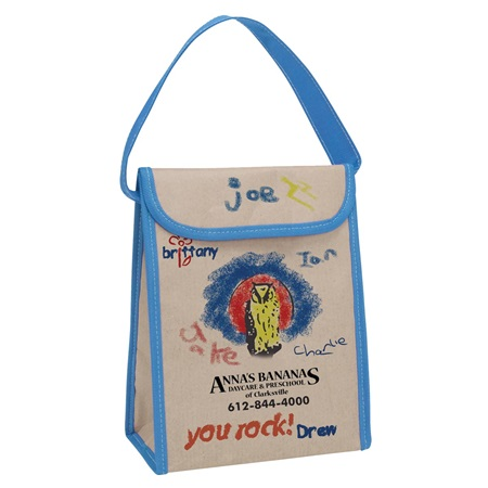 Color-Your-Own-Lunch Bag