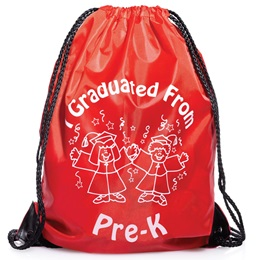 I Graduated From Pre-K Backpack