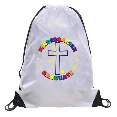 Kindergarten Graduate Faith Backpack