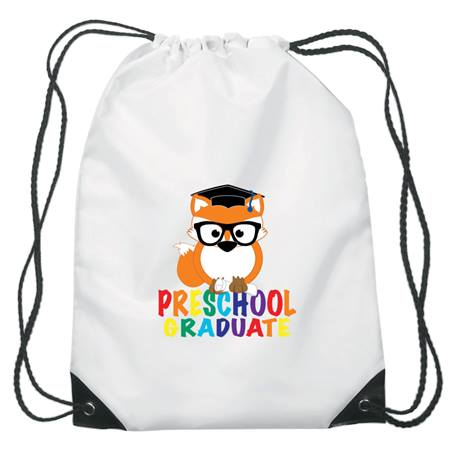 Fox Preschool Grad Backpack