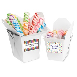 Candy Boxes - Pint Boxes, 25/pkg.