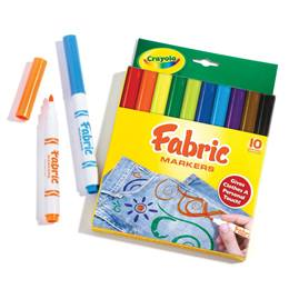 Create It! Fabric Markers