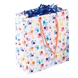 Handprints Gift Bag