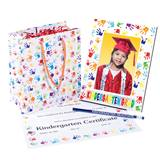Kindergarten Handprints Gift Set