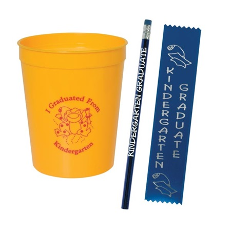 Kindergarten Fun Cup Set