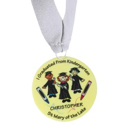 Full-color Custom Graduation Medallion
