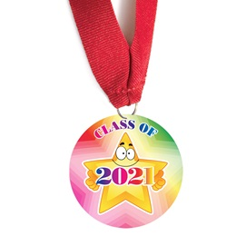 Graduation Medallion - Class of 2020 Star