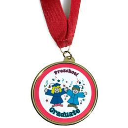 Preschool Graduate Medallion
