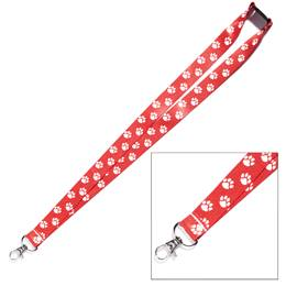 Paw Neck Strap - Classic Color