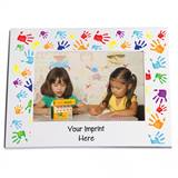 Full-color Frame, 4 in. x 6 in.-Handprints