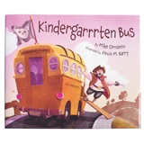 Early Reader Book - Kindergarrrten Bus