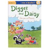 Early Reader Book - Digger and Daisy Go on a Picnic
