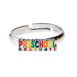 Preschool Graduate Color-Fill Ring