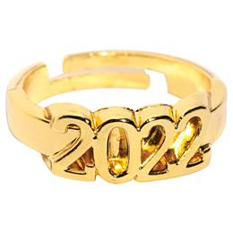 2020 Gold-Tone Ring