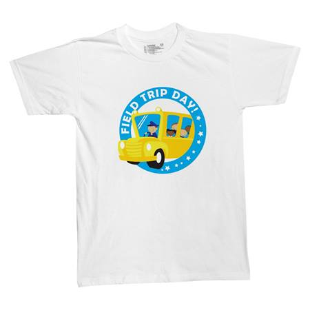 Field Trip Day T Shirt Anderson 39 S