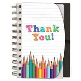 Large Notebook - Thank You Pencils
