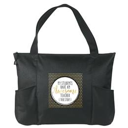 Tote Bag - My Students Have an Awesome Teacher