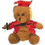 Graduation Bear - Red