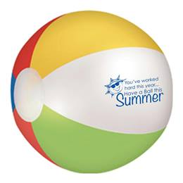 """Have a Ball This Summer..."" Beach Ball"