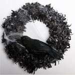 Black-Crow-Wreath