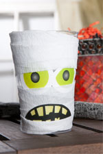 Mummy-Cup-Craft