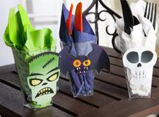Spooky-Utensil-Cups