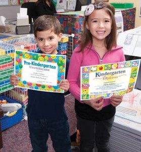 Early Childhood_Student Recognition
