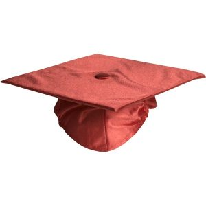 Care for graduation caps and gowns is easy for Caps. Keep them flat in a dry location until the big day.