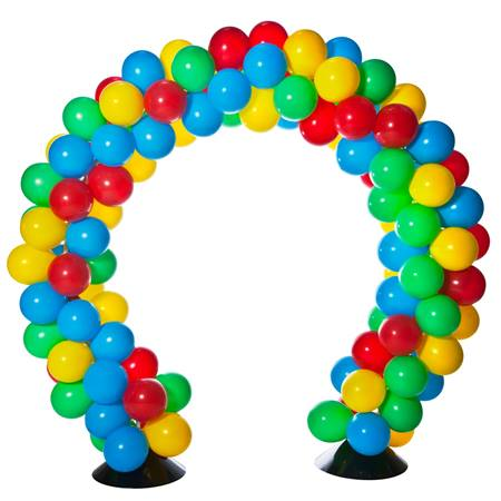 Balloon arch kit anderson 39 s for Balloon arch decoration kit